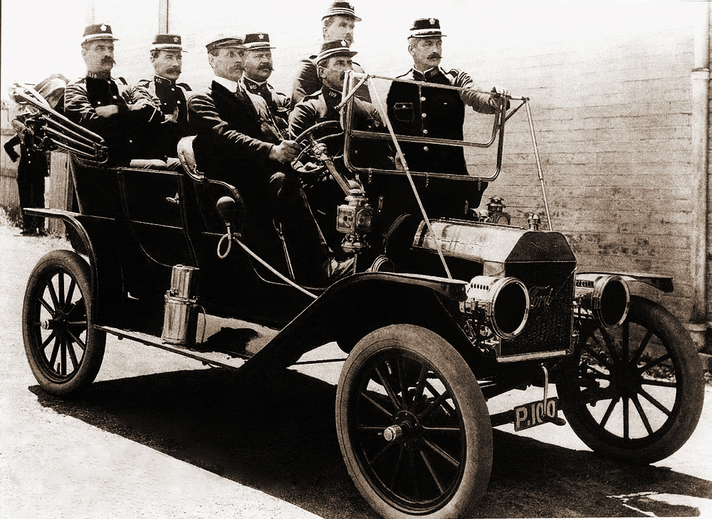 first model t ford in australia